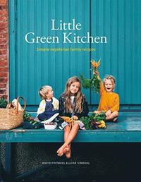 Little Green Kitchen (inbunden)