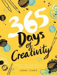 365 Days of Creativity (häftad)