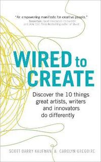 Wired to Create (häftad)