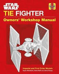 Star Wars TIE Fighter Owners' Workshop Manual (inbunden)