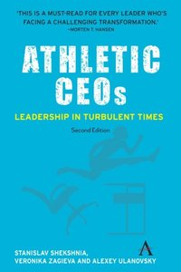 Athletic CEOs (e-bok)