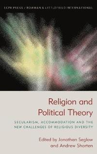 Religion and Political Theory (inbunden)