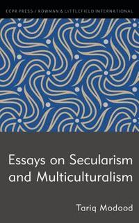 Essays on Secularism and Multiculturalism (inbunden)