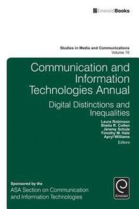 Communication and Information Technologies Annual (inbunden)