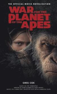 War for the Planet of the Apes (häftad)