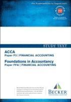 ACCA Approved - F3 Financial Accounting (FIA: FFA) av Becker Professional  Education Ltd (Häftad)