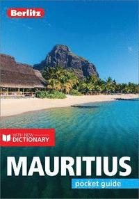 Berlitz Pocket Guide Mauritius (Travel Guide with Dictionary) (häftad)
