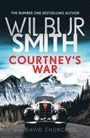 Courtney's War (inbunden)