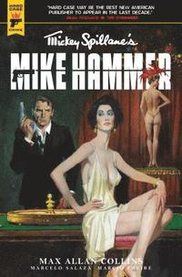 Mickey Spillane's Mike Hammer: The Night I Died (häftad)