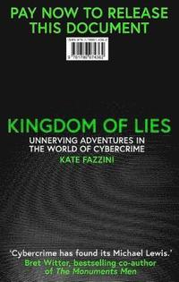 Kingdom of Lies (inbunden)