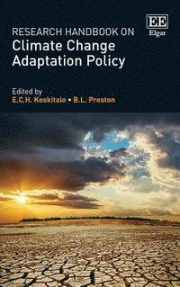 Research Handbook on Climate Change Adaptation Policy (inbunden)