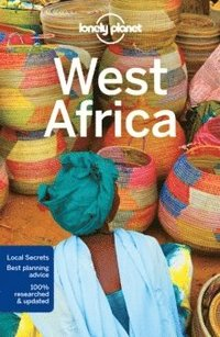 Lonely Planet West Africa (häftad)