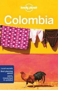 Lonely Planet Colombia (häftad)