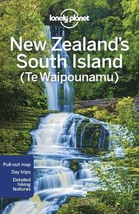 Lonely Planet New Zealand's South Island (häftad)
