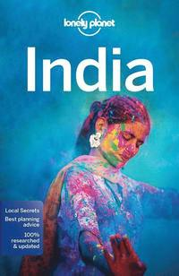Lonely Planet India (häftad)