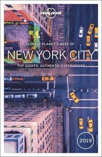 Lonely Planet Best of New York City 2019 (häftad)