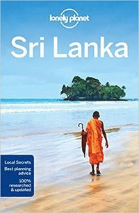 Lonely Planet Sri Lanka (häftad)