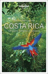 Lonely Planet Best of Costa Rica (häftad)