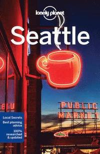 Lonely Planet Seattle (häftad)