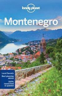 Lonely Planet Montenegro (häftad)