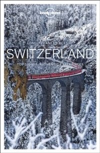 Lonely Planet Best of Switzerland (häftad)