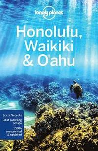Lonely Planet Honolulu Waikiki &; Oahu (häftad)