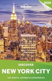 Lonely Planet Discover New York City 2019 (häftad)
