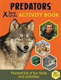 Bear Grylls Sticker Activity: Predators (häftad)