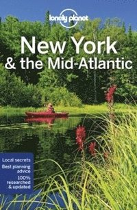 Lonely Planet New York &; the Mid-Atlantic (häftad)