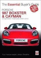 The Essential Buyers Guide Porsche 987 Boxster &; Cayman (häftad)