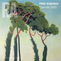 Royal Academy of Arts - Félix Vallotton Wall Calendar 2020 (Art Calendar)