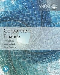 Corporate Finance 5th edition Swedish self study and glossary pack