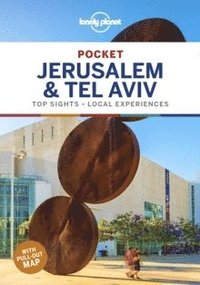 Lonely Planet Pocket Jerusalem &; Tel Aviv (häftad)