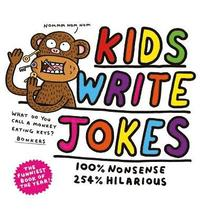 Kids Write Jokes (inbunden)