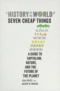 A History of the World in Seven Cheap Things (inbunden)