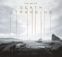 The Art of Death Stranding (inbunden)