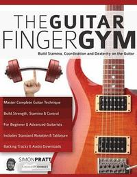 The Guitar Finger Gym (häftad)
