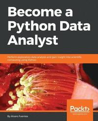 Become a Python Data Analyst (häftad)
