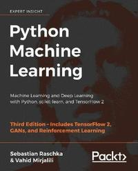 Python Machine Learning (häftad)