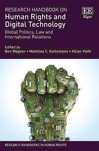 Research Handbook on Human Rights and Digital Technology (häftad)
