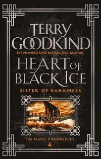 Heart of Black Ice (inbunden)