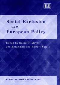 Social Exclusion and European Policy (inbunden)