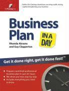 Business Plan In A Day (häftad)