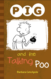 PIG and the Talking Poo (häftad)