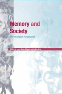 Memory and Society (inbunden)