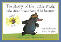 The Story of the Little Mole Sound Book (kartonnage)