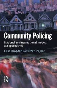 Community Policing (inbunden)
