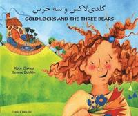 Goldilocks and the Three Bears in Farsi and English (häftad)