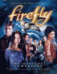 Firefly: The Official Companion (häftad)