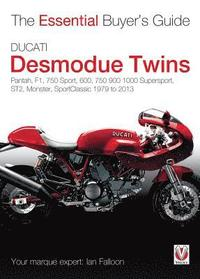 The Essential Buyers Guide Ducati Desmodue Twins (häftad)